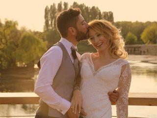Le nozze di Ilaria e Giuliano