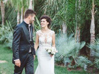 Le nozze di Rosanna e Mattia