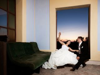 Le nozze di Giulia e Moreno