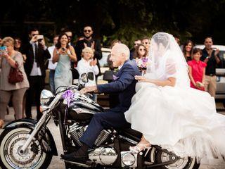 Le nozze di Giulia e Moreno 1