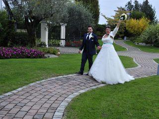 le nozze di Maurizio e Elisa 1