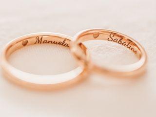 Le nozze di Manuela e Sabatino 1
