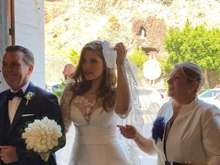 Le nozze di Giusy  e Alessandro  1