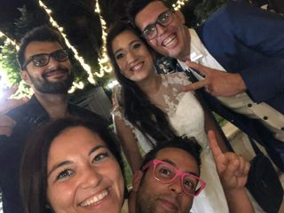 Le nozze di Salvatore  e Vanessa  2