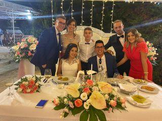 Le nozze di Salvatore  e Vanessa