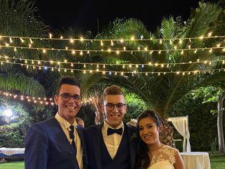 Le nozze di Salvatore  e Vanessa  3