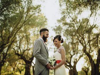 Le nozze di Fabiana e Matteo