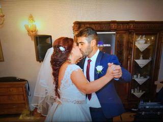 Le nozze di Florina e Ionel