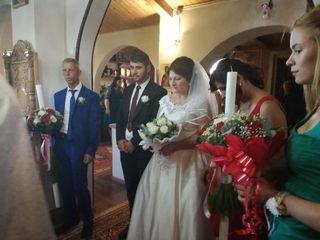Le nozze di Florina e Ionel 1