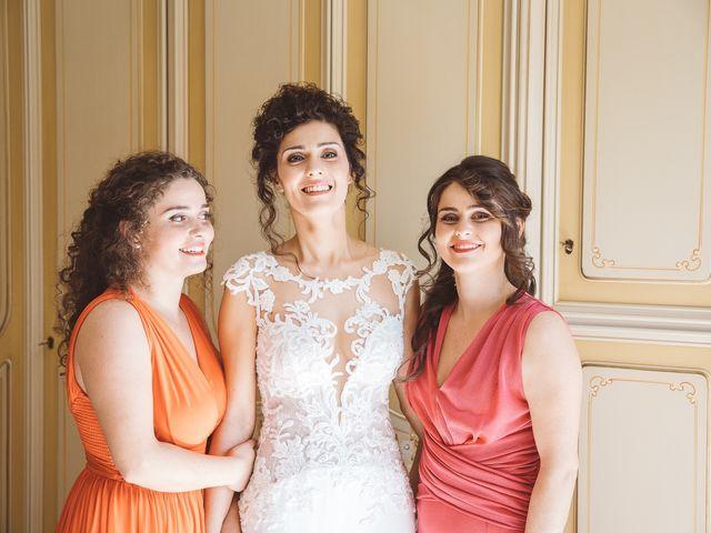 Il matrimonio di Mattia e Rosanna a Boville Ernica, Frosinone 11