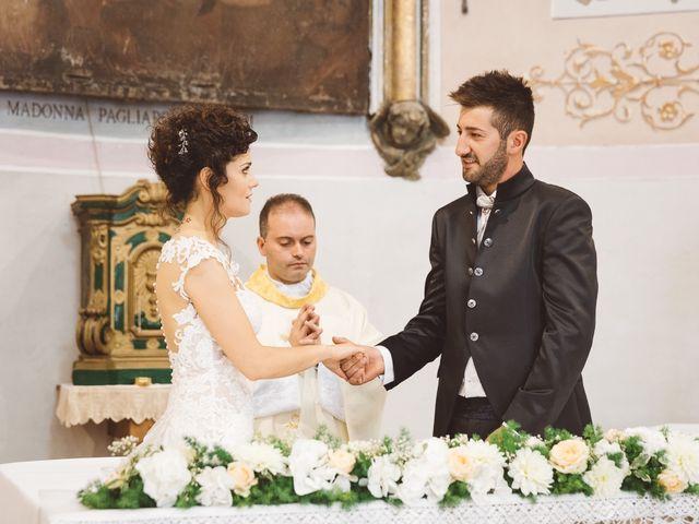 Il matrimonio di Mattia e Rosanna a Boville Ernica, Frosinone 15