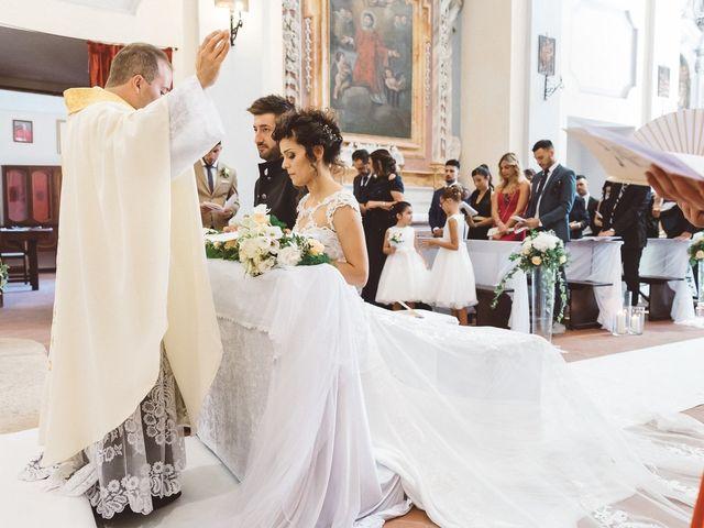 Il matrimonio di Mattia e Rosanna a Boville Ernica, Frosinone 16