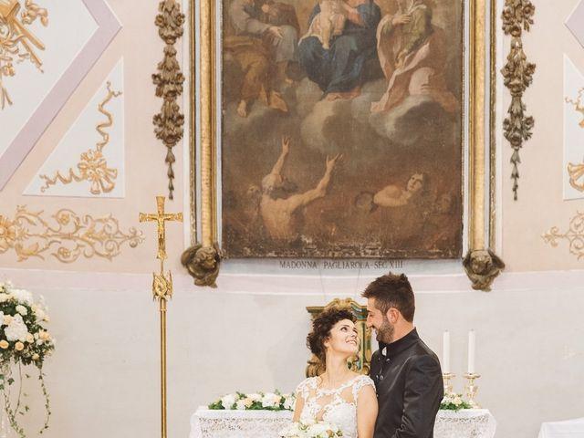 Il matrimonio di Mattia e Rosanna a Boville Ernica, Frosinone 17