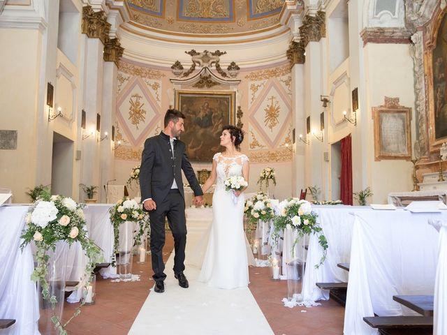 Il matrimonio di Mattia e Rosanna a Boville Ernica, Frosinone 18