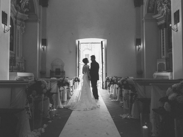 Il matrimonio di Mattia e Rosanna a Boville Ernica, Frosinone 19