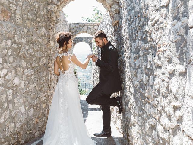 Il matrimonio di Mattia e Rosanna a Boville Ernica, Frosinone 20