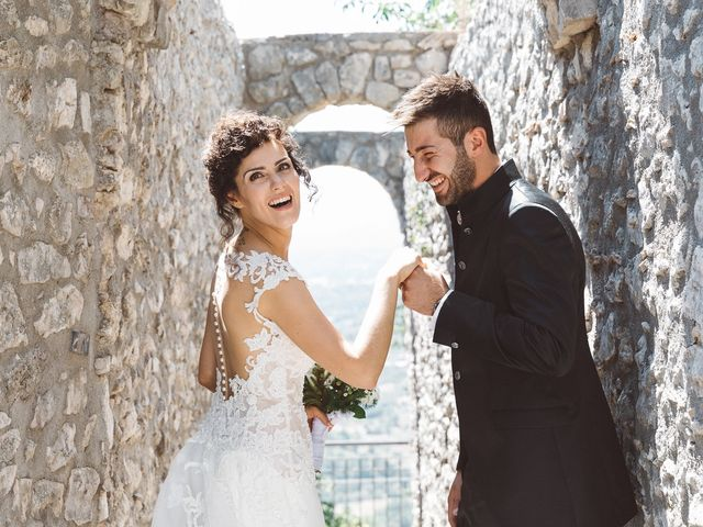 Il matrimonio di Mattia e Rosanna a Boville Ernica, Frosinone 1