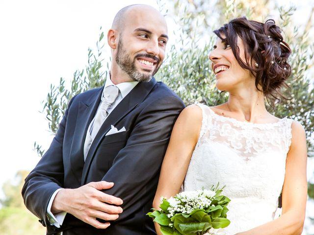 le nozze di Agnese e Marco