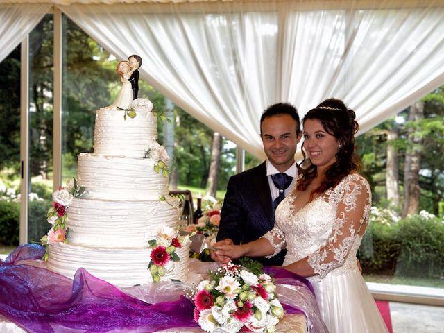 Il matrimonio di Alberto e Giulia a Maiolo, Pesaro - Urbino 1