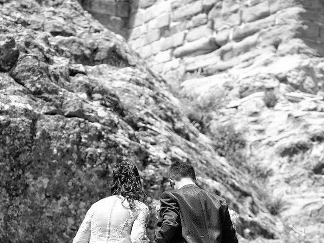 Il matrimonio di Alberto e Giulia a Maiolo, Pesaro - Urbino 3