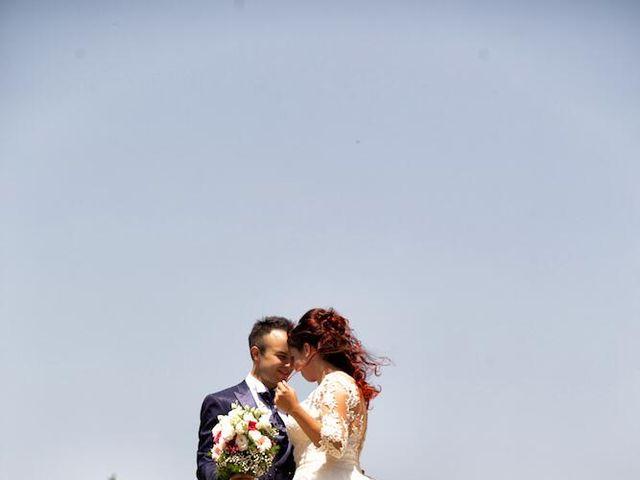 Il matrimonio di Alberto e Giulia a Maiolo, Pesaro - Urbino 4