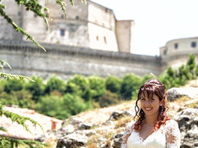 Il matrimonio di Alberto e Giulia a Maiolo, Pesaro - Urbino 5