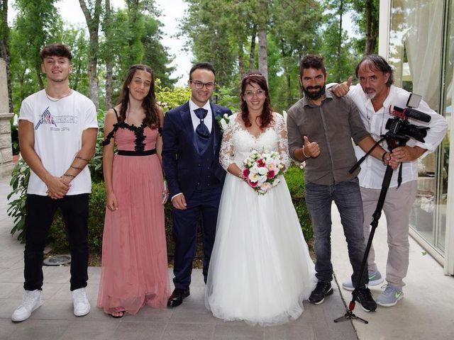 Il matrimonio di Alberto e Giulia a Maiolo, Pesaro - Urbino 2