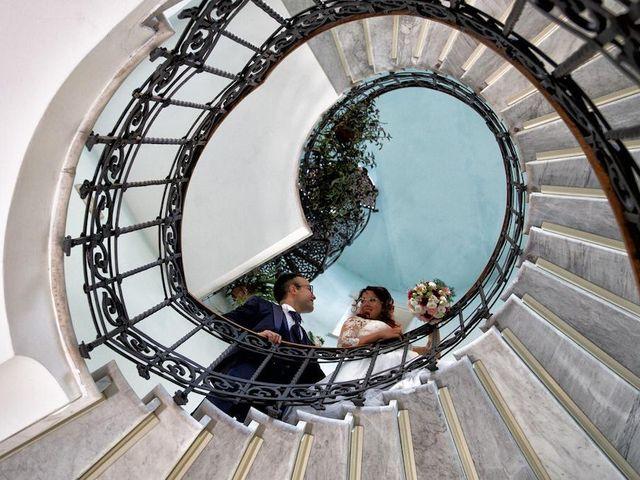Il matrimonio di Alberto e Giulia a Maiolo, Pesaro - Urbino 6
