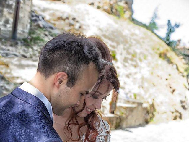 Il matrimonio di Alberto e Giulia a Maiolo, Pesaro - Urbino 8