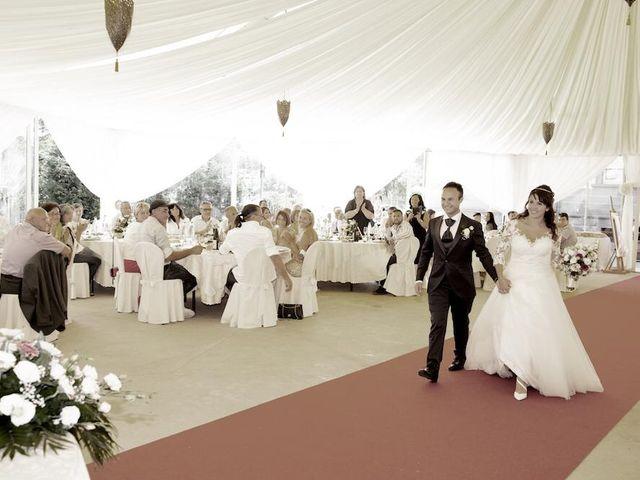 Il matrimonio di Alberto e Giulia a Maiolo, Pesaro - Urbino 11