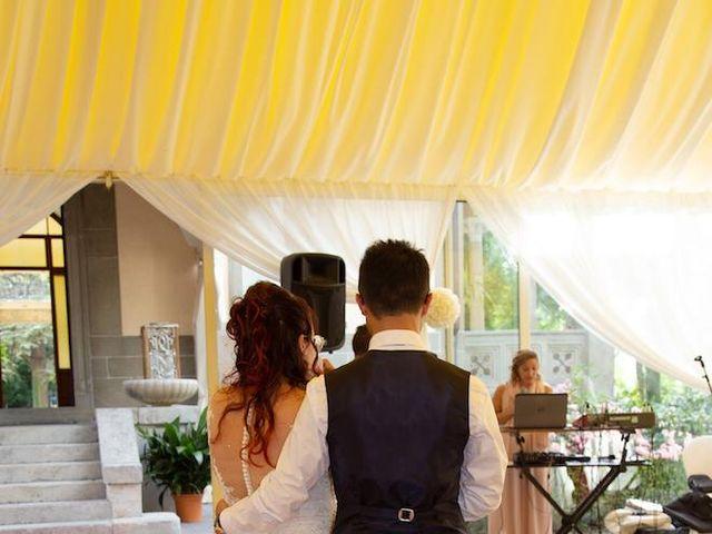 Il matrimonio di Alberto e Giulia a Maiolo, Pesaro - Urbino 14