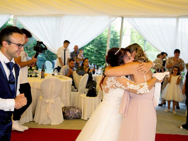 Il matrimonio di Alberto e Giulia a Maiolo, Pesaro - Urbino 15