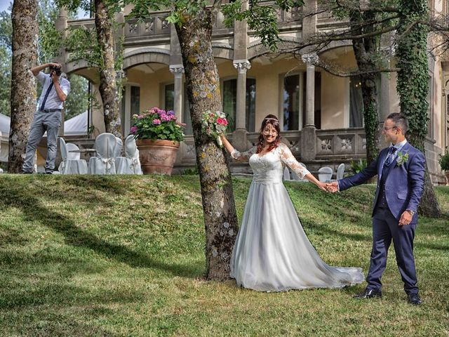Il matrimonio di Alberto e Giulia a Maiolo, Pesaro - Urbino 17