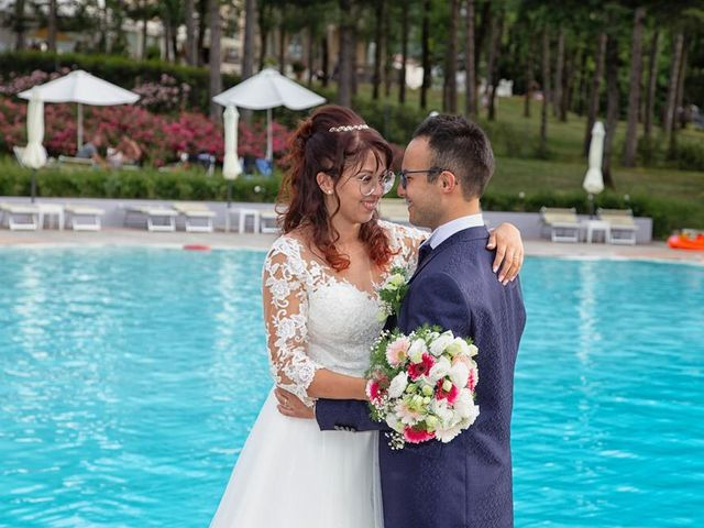 Il matrimonio di Alberto e Giulia a Maiolo, Pesaro - Urbino 18