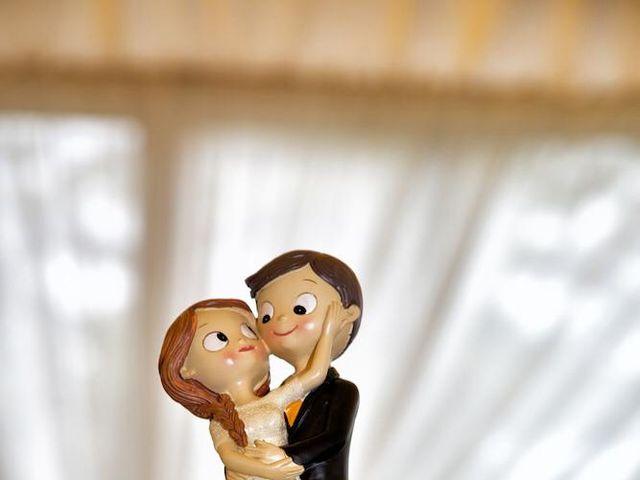 Il matrimonio di Alberto e Giulia a Maiolo, Pesaro - Urbino 19