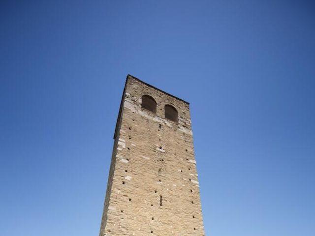 Il matrimonio di Alberto e Giulia a Maiolo, Pesaro - Urbino 23