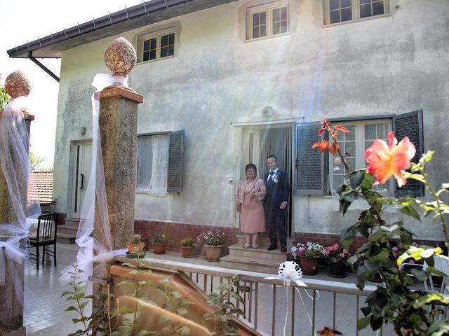 Il matrimonio di Alberto e Giulia a Maiolo, Pesaro - Urbino 25