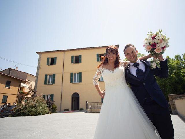 Il matrimonio di Alberto e Giulia a Maiolo, Pesaro - Urbino 26