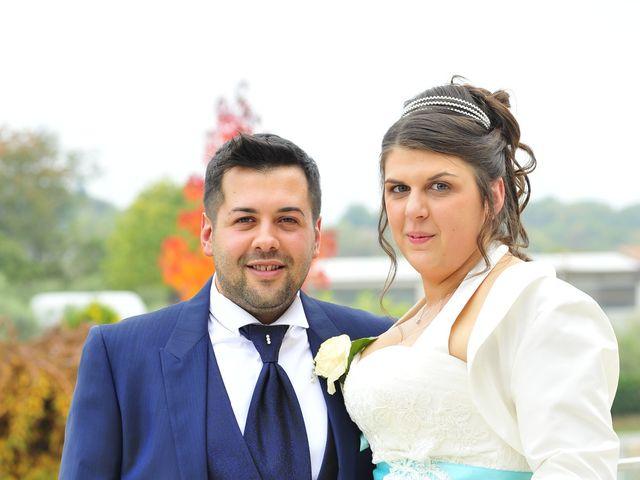 le nozze di Maurizio e Elisa