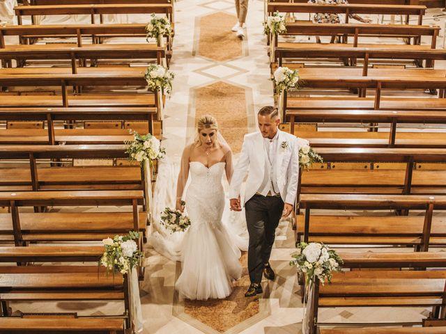 Le nozze di Manuela e Sabatino