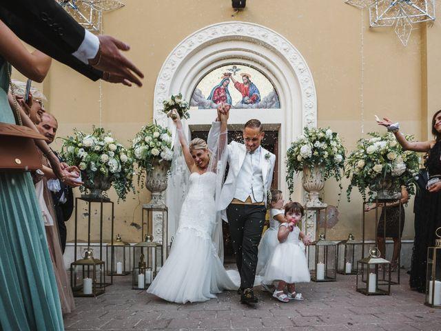 Il matrimonio di Sabatino e Manuela a Roseto degli Abruzzi, Teramo 65