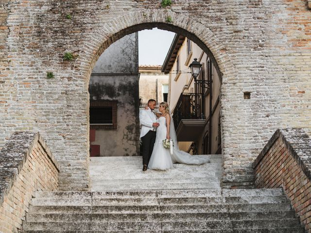 Il matrimonio di Sabatino e Manuela a Roseto degli Abruzzi, Teramo 93