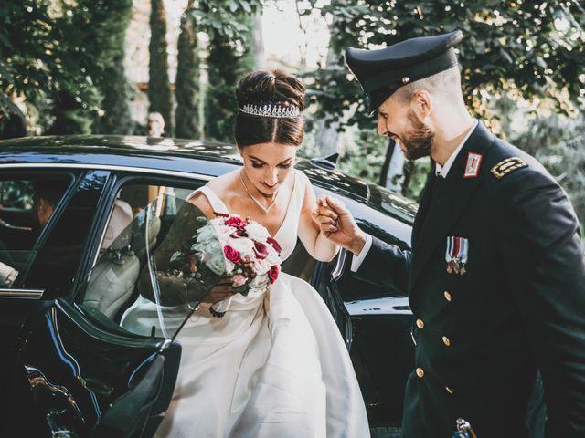 Il matrimonio di Marika e Ovidio a Roma, Roma 4