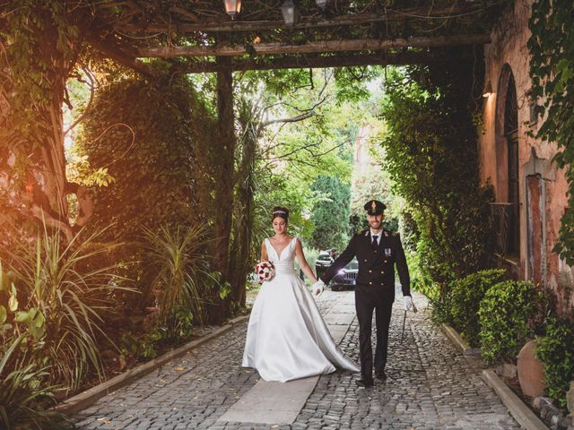 Il matrimonio di Marika e Ovidio a Roma, Roma 5