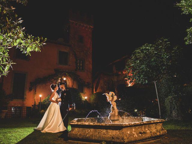 Il matrimonio di Marika e Ovidio a Roma, Roma 8