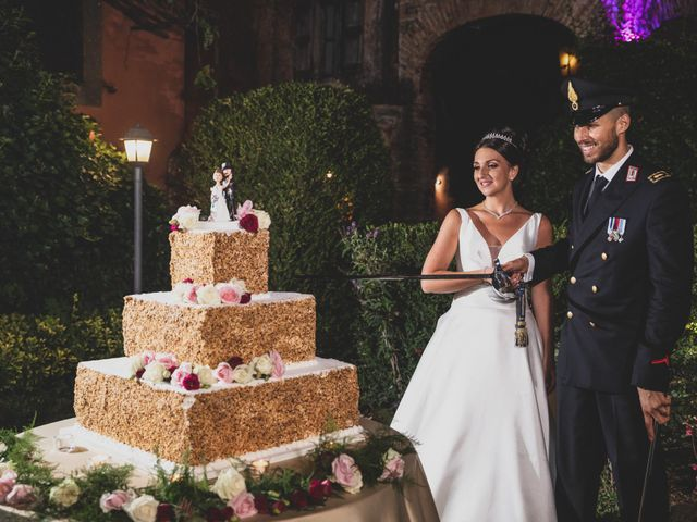 Il matrimonio di Marika e Ovidio a Roma, Roma 11