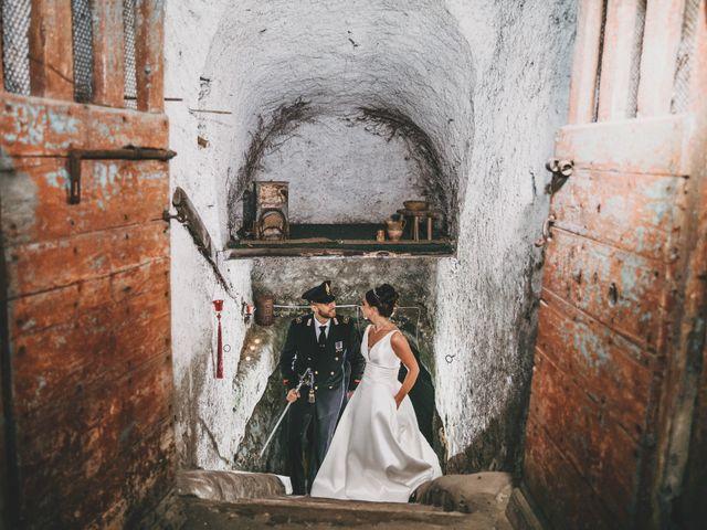 Il matrimonio di Marika e Ovidio a Roma, Roma 14