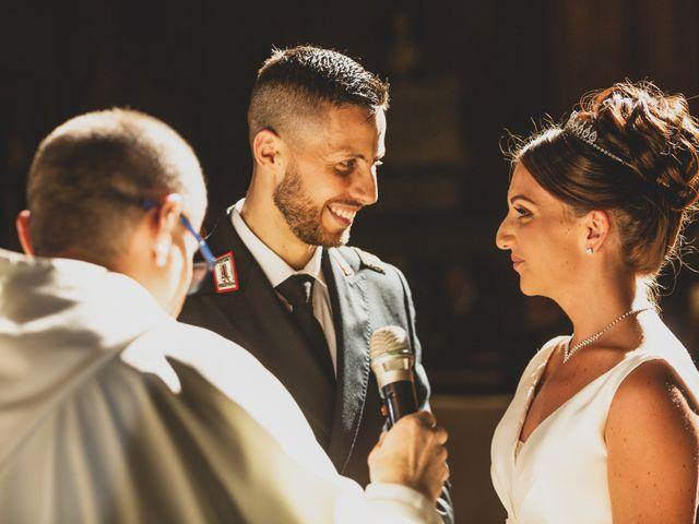 Il matrimonio di Marika e Ovidio a Roma, Roma 26