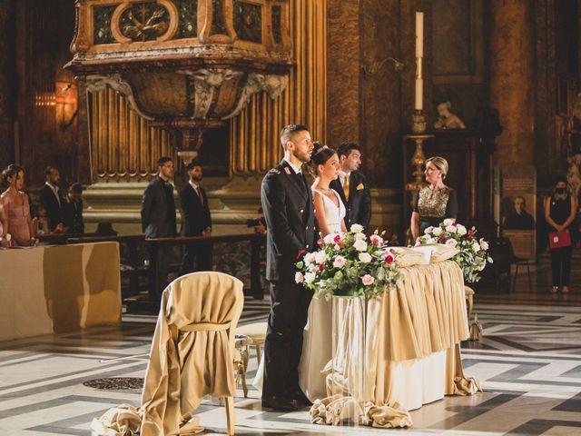 Il matrimonio di Marika e Ovidio a Roma, Roma 27