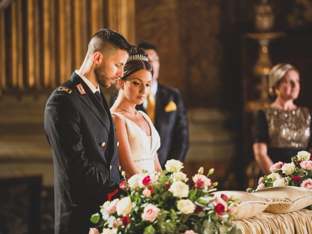 Il matrimonio di Marika e Ovidio a Roma, Roma 28